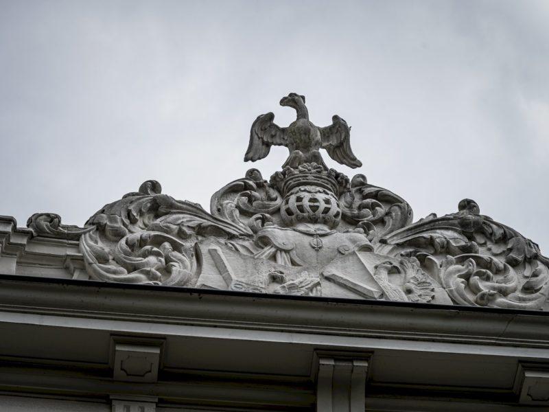 De Cromhoutpanden aan de Herengracht 366 zijn nu leeg. Voorheen was dit de locatie van het Bijjbels Museum.