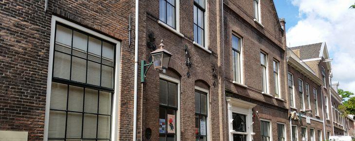 Aangekocht: 'Rosenstock- Huessy Huis' in Haarlem