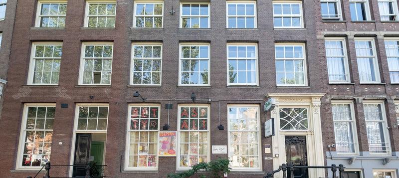 Aangekocht: Nieuwezijds Voorburgwal 282, van voormalig burgemeesterswoning naar theater