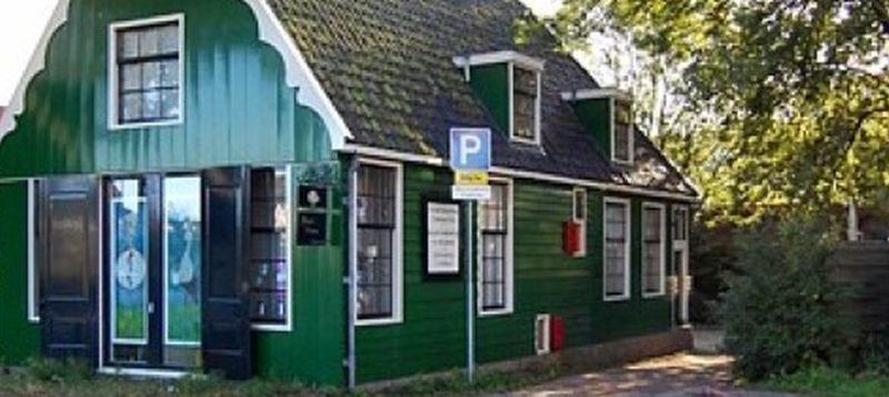 Aankoop buiten de stad: 'Geboortehuis' in Zaandam