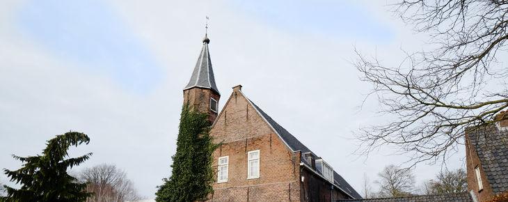 Aankoop voormalige kaatsbaan van kasteel Huis ter Kleef