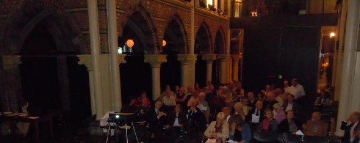 Algemene Ledenvergadering 2010 van de Vereniging Vrienden van Stadsherstel in de Posthoornkerk