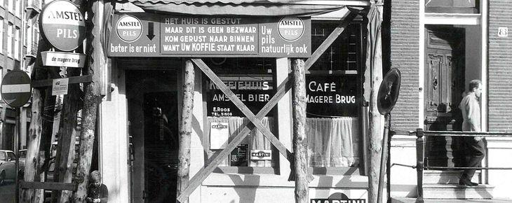 Amsterdamse bruine kroegen