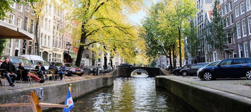 Amsterdamse weetjes vanaf het water