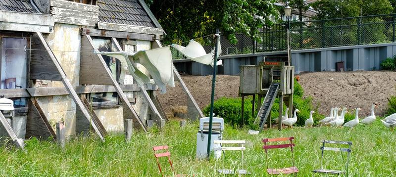 Behoud in zicht voor vervallen buurtboerderij Fronik