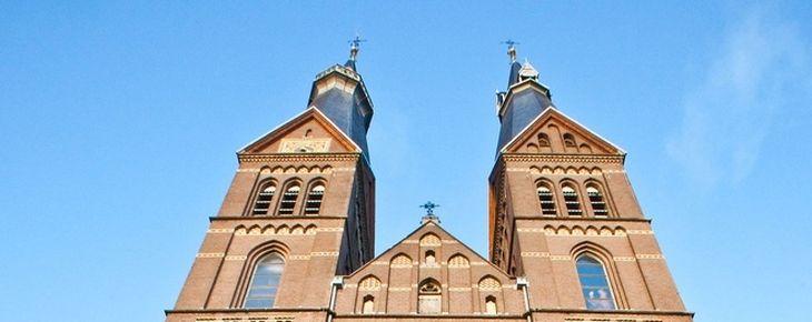 Beklim de Posthoornkerktoren!