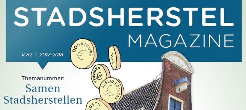 Bestel een proefnummer van ons nieuwe magazine