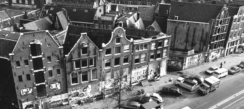 Bewoner Blaeu Erf-complex geschilderd door Rembrandt