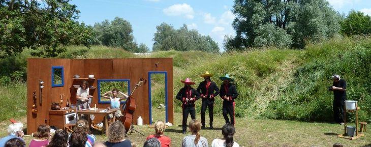Bezoek Fort Diemerdam tijdens Europese Kijkdag