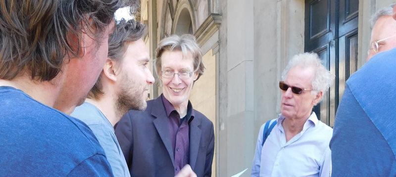 (Bijna) 7 projecten succesvol: architect André van Stigt en Stadshersteller Paul Morel