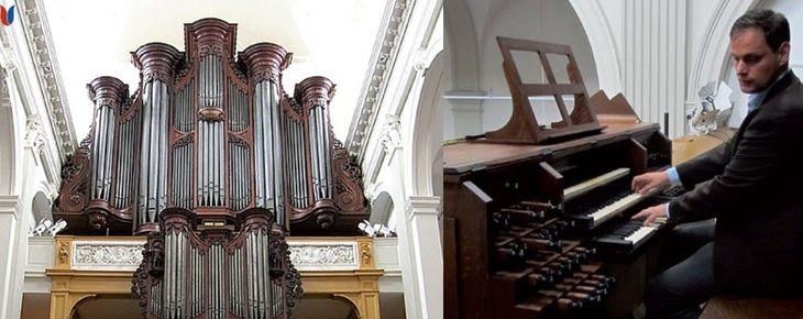 Cd-presentatie en orgelconcert Smits-orgel