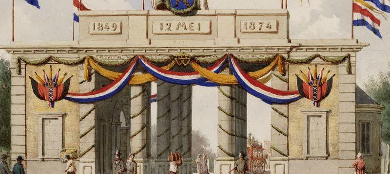 Crowdfunding voltooid: hoera voor de Haarlemmerpoort!