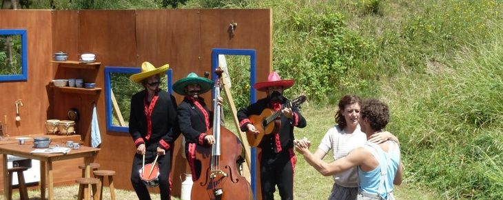 Cultureel programma op Forten tijdens Stellingmaand