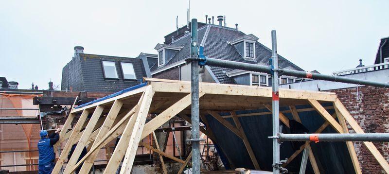 Dakkapelletjes zonder dak
