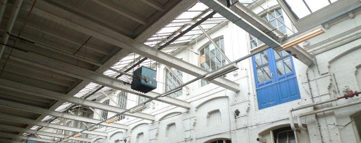 De Hallen: nieuwe Amsterdamse hotspot