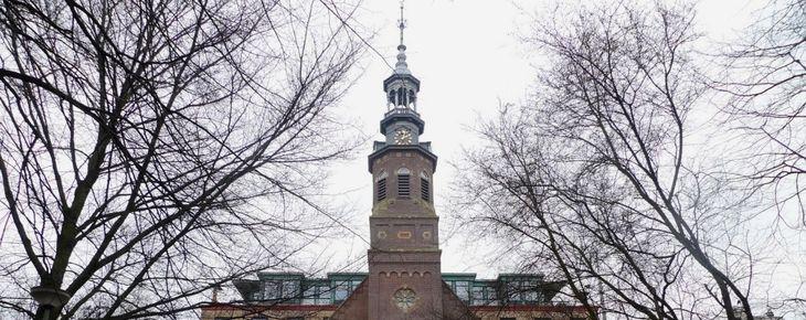 De Muiderkerktoren: 'Nieuw leven voor oude gebouwen'