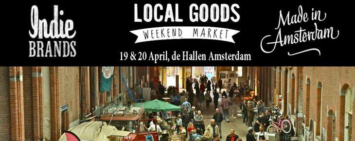 'Local Goods' in de Hallen