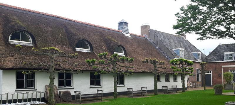 Eerste aankoop Leiden, ooit hoeve van Amsterdamse bankier