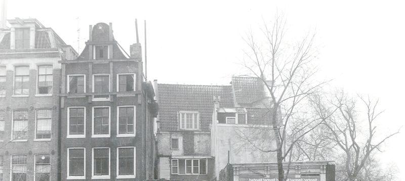 Fijn dat het pand er staat, woonhuis onderwijzer Theo Thijssen