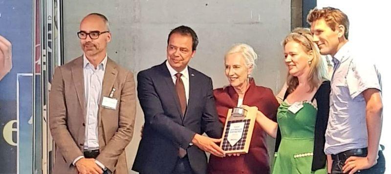 Fort K'IJK wint duurzaam erfgoedprijs