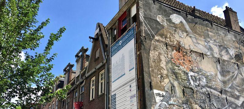 Gerestaureerd: zes Amsterdamse panden - zeventien woningen