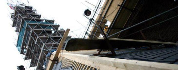 Hoogste punt bij restauratie Parkkerk bereikt