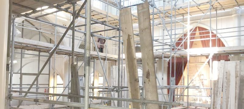 Jarige Amstelkerk krijgt facelift