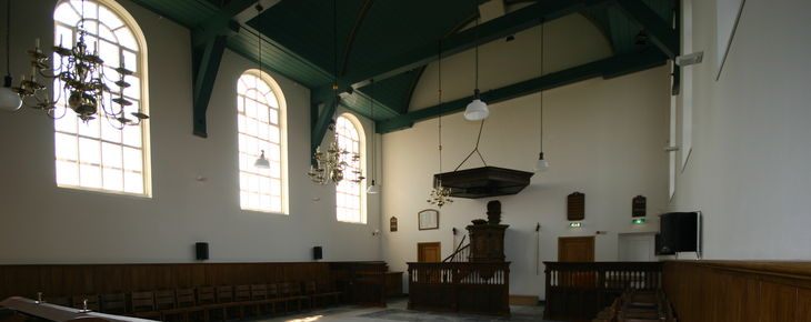 Kerk Ransdorp gerestaureerd