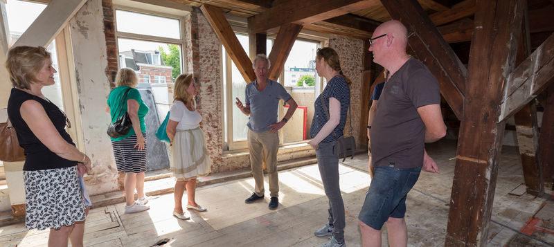 Ledenvergadering Vrienden in de Haarlemmerpoort