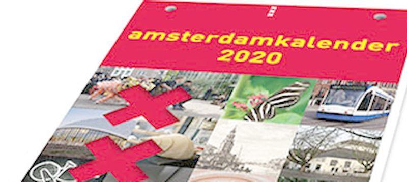 Leer meer over Amsterdam met de Amsterdamkalender 2020