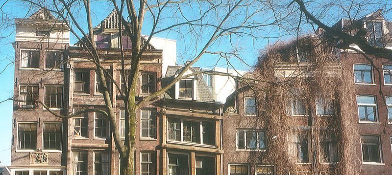 #MemoryMonday | Amsterdamse krotten