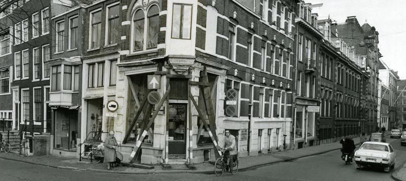 #MemoryMonday | Foto's van vervallen Amsterdam