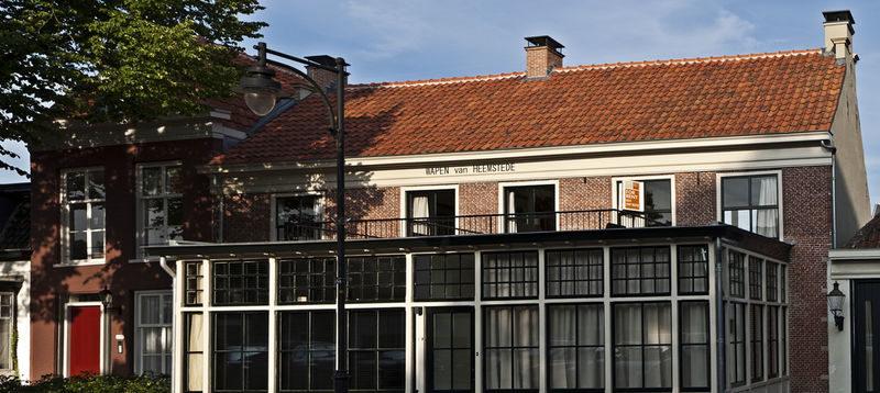 Wilhelminaplein 4-6. Foto: Theo Out