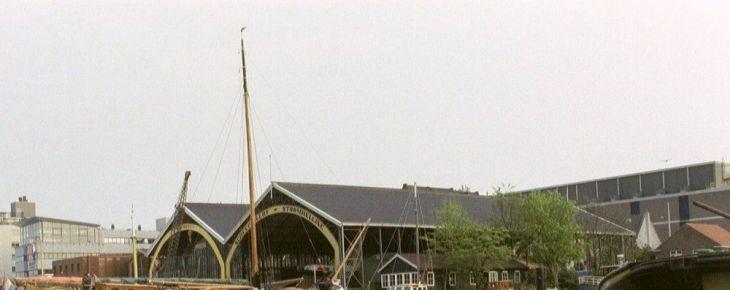 Museum Werf 't Kromhout geopend voor het publiek