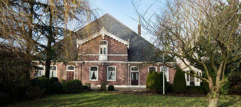 Nieuwe aanwinst: Margaretha's Hoeve met uniek tbc-huisje