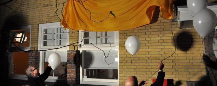 Nieuwe Amsterdamse Schoolletters op kinderdagverblijf Johanna Margaretha