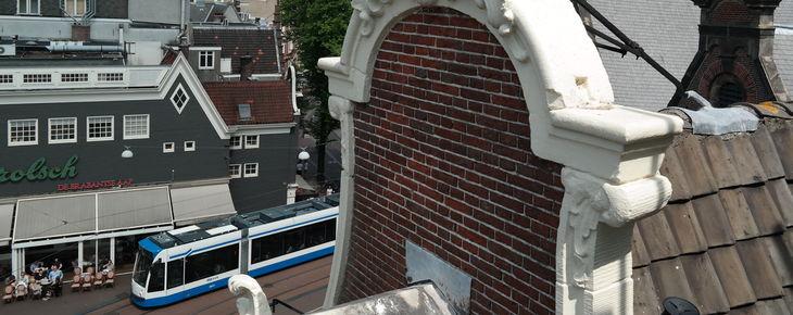 (Ontdek) Amsterdam op de steiger: Singel 415-417
