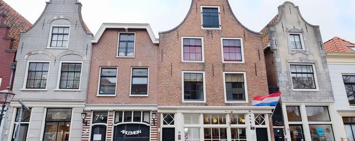 Ontdek de Stadsherstelmonumenten in Haarlem