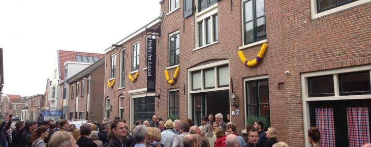 Opening Hostel in Haarlem