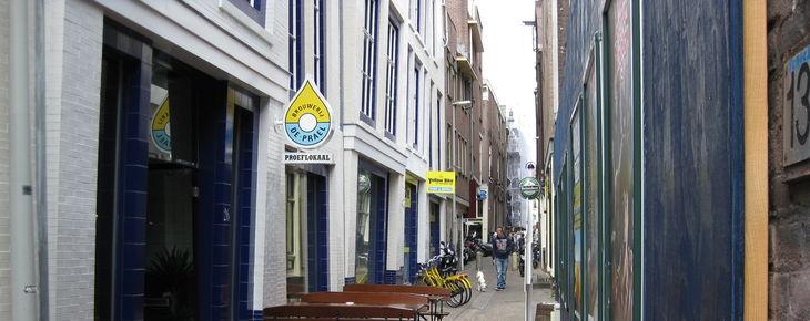 Oplevering 'KLM pandjes'