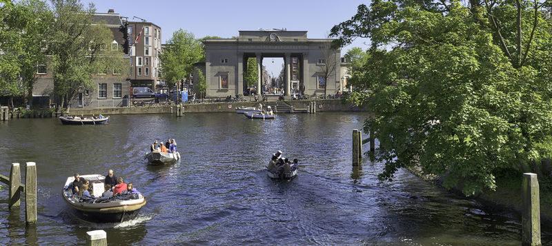 Oproep: bouw mee aan de Haarlemmerpoort!