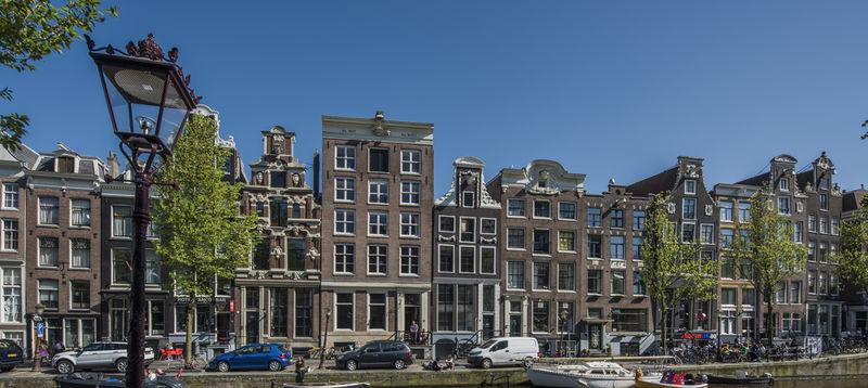 Oudezijds Voorburgwal 61: 'de restauratie is begonnen!'