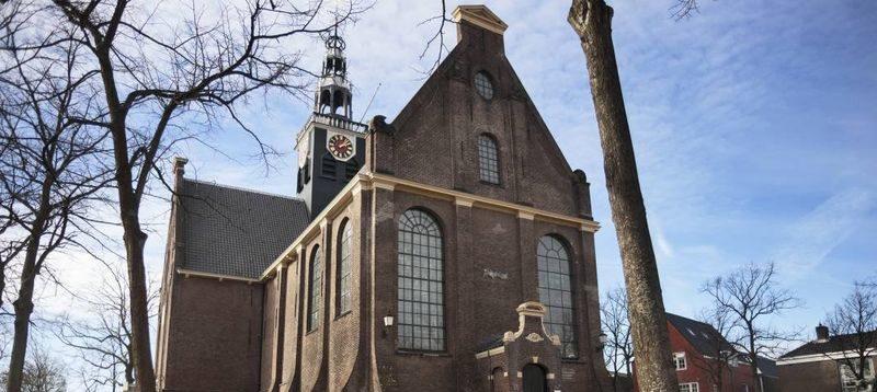 Overgenomen: de Bullekerk in Zaandam