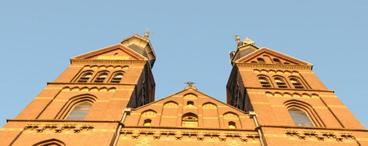 Posthoornkerk locatie voor Surinaams kunstproject