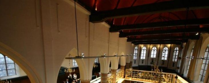 Restauratie Bakenesserkerk afgerond