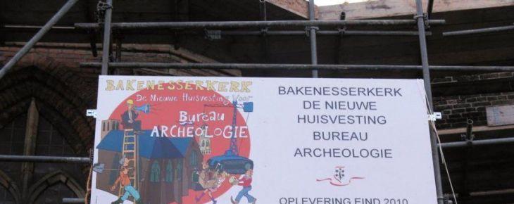 Restauratie Bakenesserkerk officieel van start