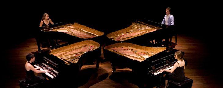 Rondane Kwartet draagt concerten op aan Simeon ten Holt