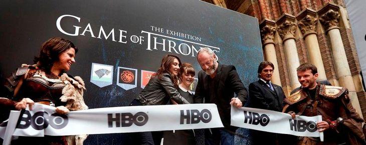 Ruim 21.000 bezoekers Game of Thrones expositie