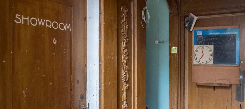 Speciaal voor Vrienden: kom Oudezijds Voorburgwal 61 voor restauratie bekijken!