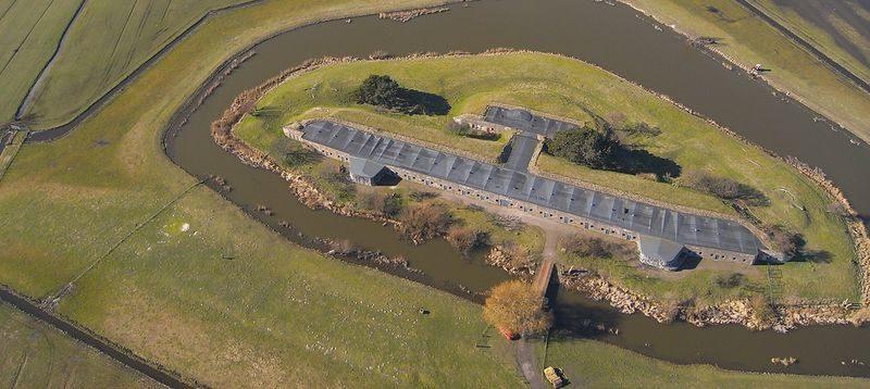 Spectaculair inundatieweekend: vogels spotten en Fort K'IJK ontdekken